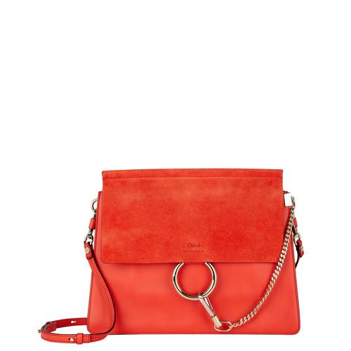 Faye Medium Shoulder Bag