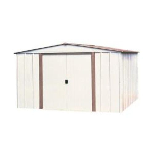 Arrow Salem 10 ft. x 8 ft. Steel Storage Building