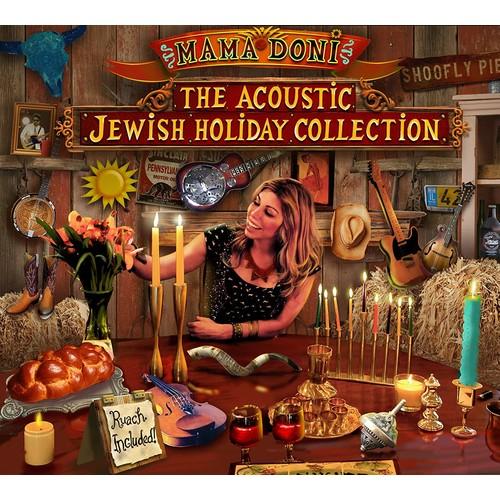 The Acoustic Jewish Holiday Collection