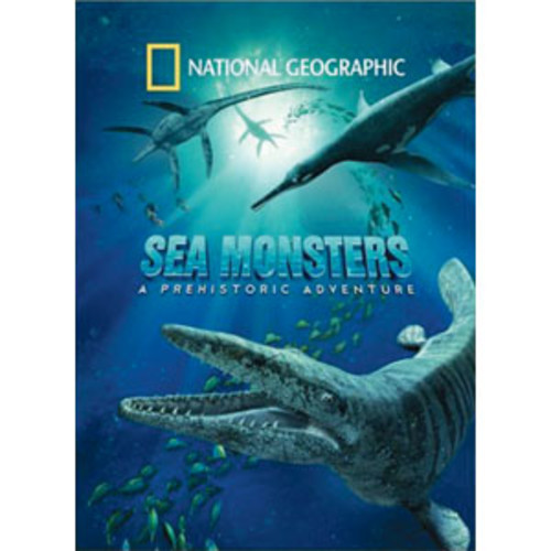 Sea Monsters: A Prehistoric Adventure LBX DD5.1/DD2