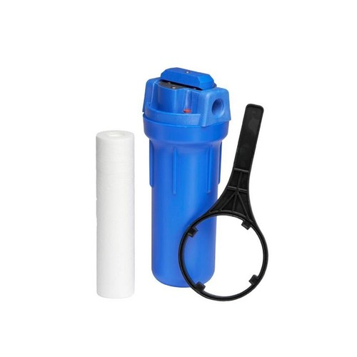 EcoPure Valve-in-Head Whole Home Water Filter System - Universal Fit