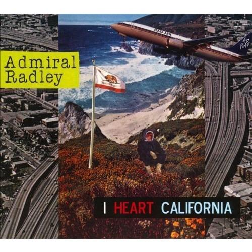 I Heart California [CD]