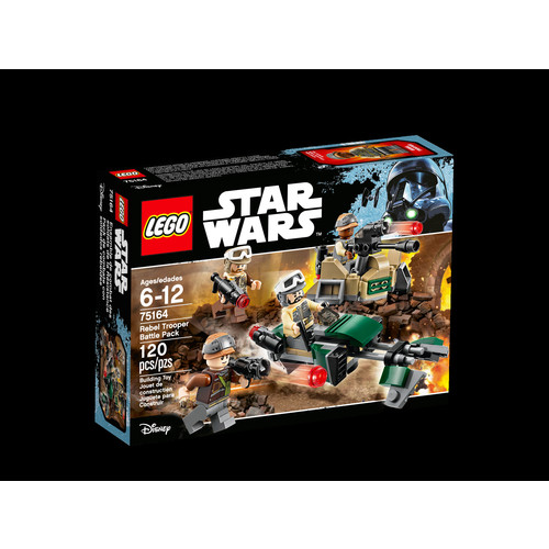 LEGO Disney Star Wars Rebel Trooper Battle Pack #75164