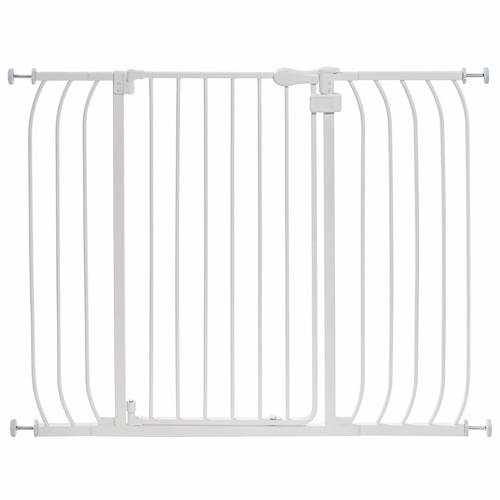 Summer Infant Multi-Use Extra Tall Walk-Thru Gate, White [White, 1]