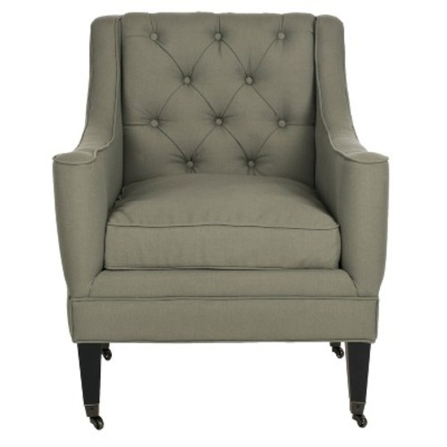 Upholstered Chair Sea Mist - Safavieh