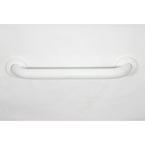 CSI Bathware 12 Grab Bar; Powder White