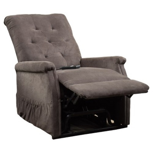 Orin Recliner Lift Club Chair Chocolate - Christopher Knight Home
