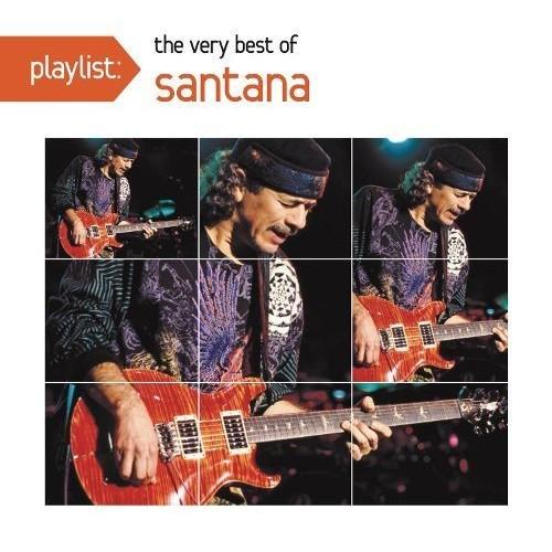 Playlist: The Very Best of Santana [CD]