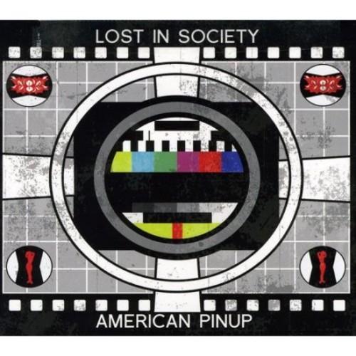 American Pinup/Lost in Society [Split] [CD]