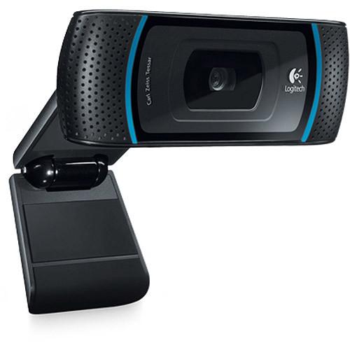 Logitech B910 HD Webcam [1-Pack]