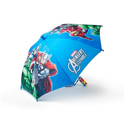 Marvel Avengers Assemble Umbrella - Blue