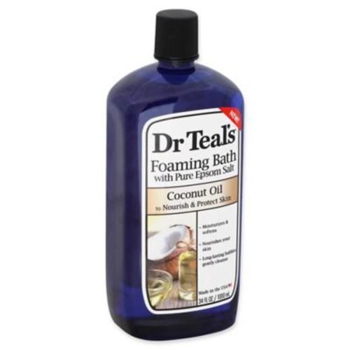 Dr. Teal's 34 fl. oz. Coconut Oil Foaming Bath with Pure Epsom Salt