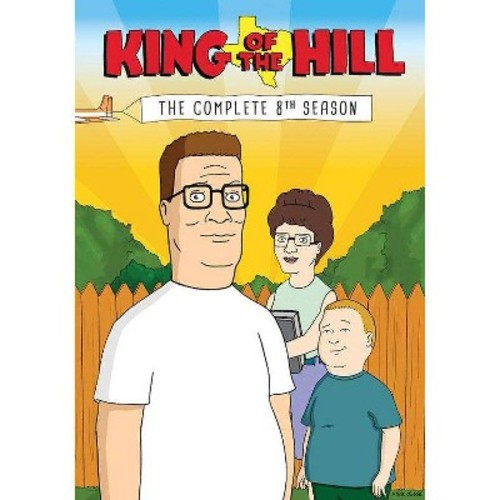 King of the Hill: The Complete 8th Season [3 Discs]