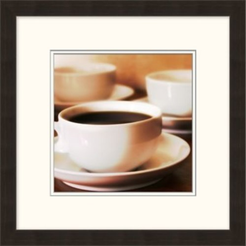 Coffee Cups Framed Art, 18