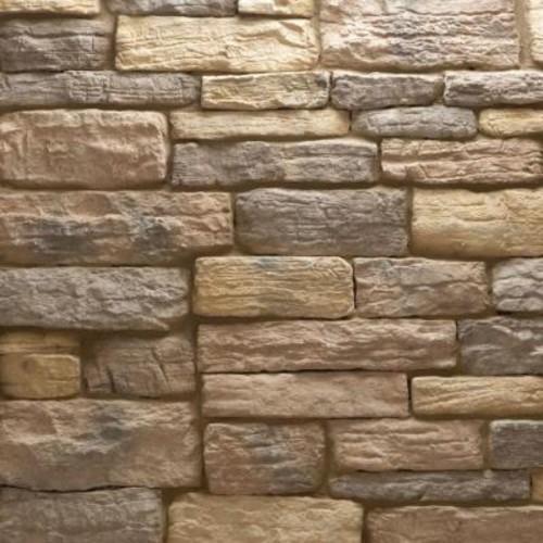 Veneerstone Weathered Edge Stone Monte Vista Flats 150 sq. ft. Bulk Pallet Manufactured Stone