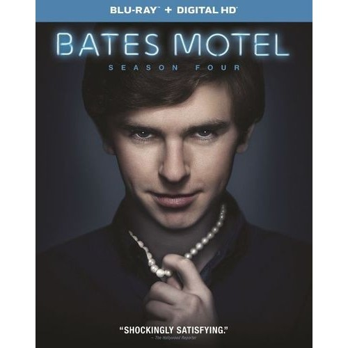 Bates Motel: Season Four [Includes Digital Copy] [UltraViolet] [Blu-ray] [2 Discs]