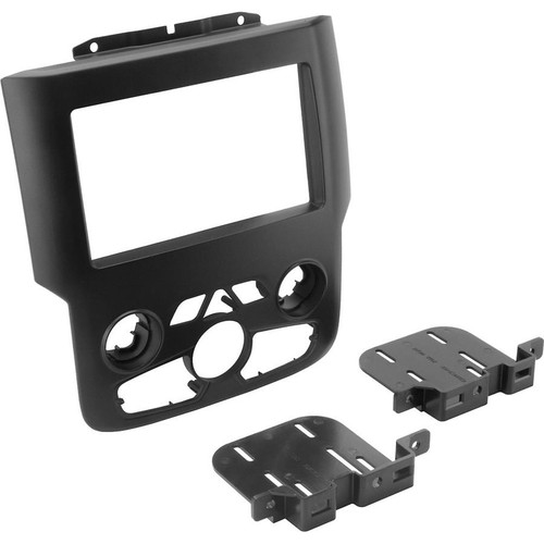 Scosche CR1297DDB Dash Kit (Matte Black) For select 2013-up Ram 1500 pickups with the factory 8