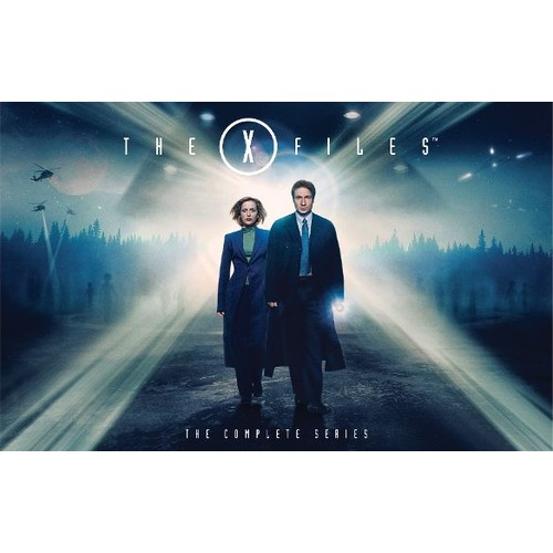 X-Files: The Complete Series [Blu-ray] [18 Discs]