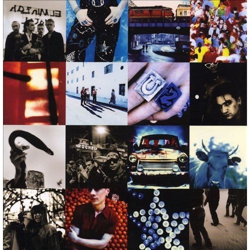 Achtung Baby [Super Deluxe Edition] [CD & DVD]