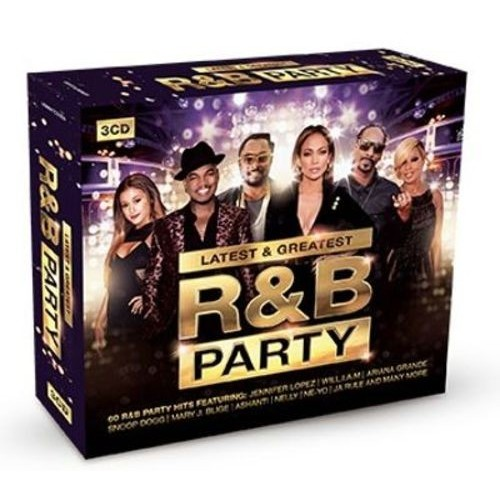 & Greatest R&B Party [CD]