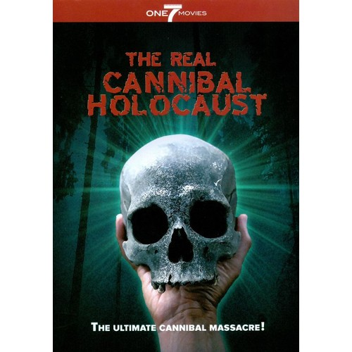 The Real Cannibal Holocaust [DVD] [1976]