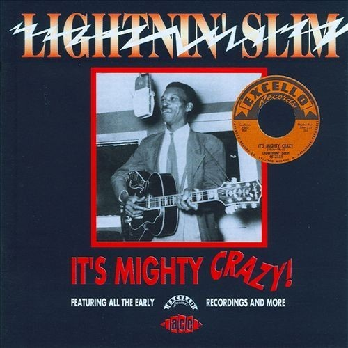 Mighty Crazy [CD]
