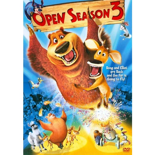 Open Season 3 [DVD] [2010]