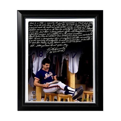 MLB Canvas - New York Mets Keith Hernandez