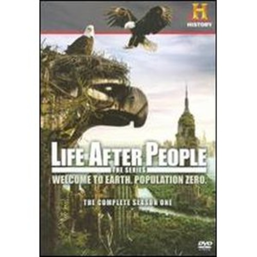 Life After People: The Series - The Complete Season One [3 Discs]