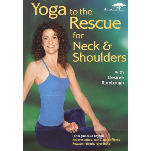 Yoga to the Rescue for Neck & Shoulders [DVD] [2009]