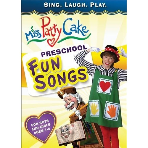 Miss Pattycake: Preschool Fun Songs