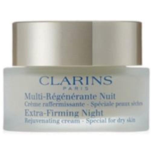 Clarins Extra Firming Night Cream Special for Dry Skin | CosmeticAmerica.com