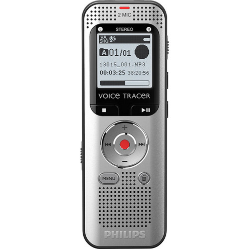 Philips Speech Voice Tracer with Stereo Digital Recorder