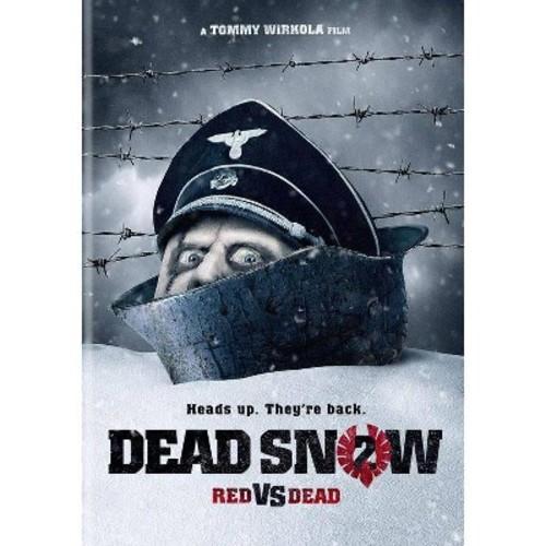 Dead snow 2:Red vs dead (DVD)