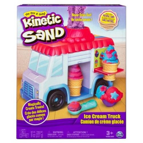 Kinetic Sand Ice Cream Truck Set