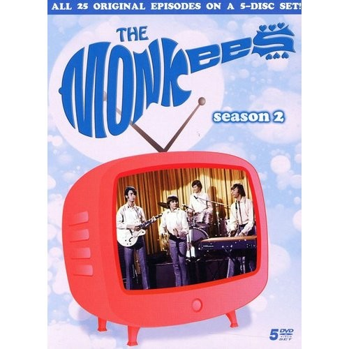 The Monkees: Season 2 [Video] [DVD]