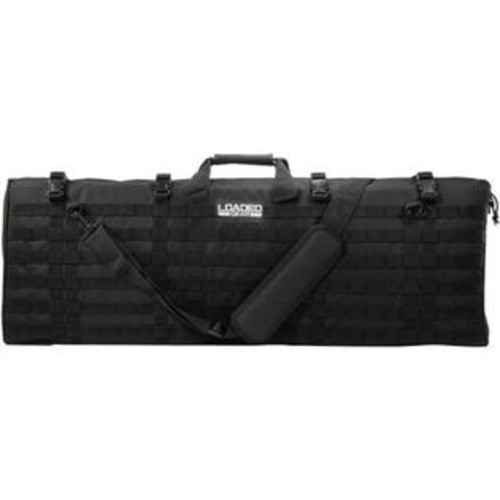 Loaded Gear RX-300 40in. Tactical Rifle Bag, Black