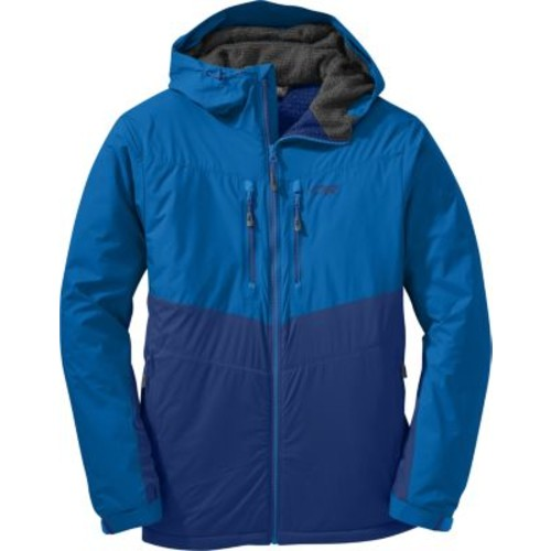 Outdoor Research Men's Alpenice Hooded Jacket