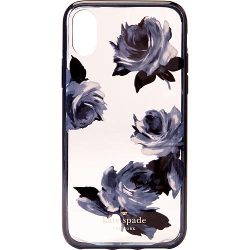 kate spade new york Night Rose iPhone X Case
