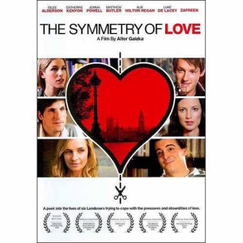 The Symmetry of Love [DVD] [2010]