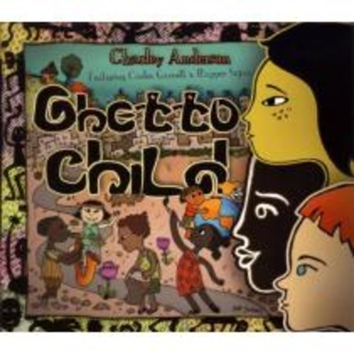 Ghetto Child [CD]