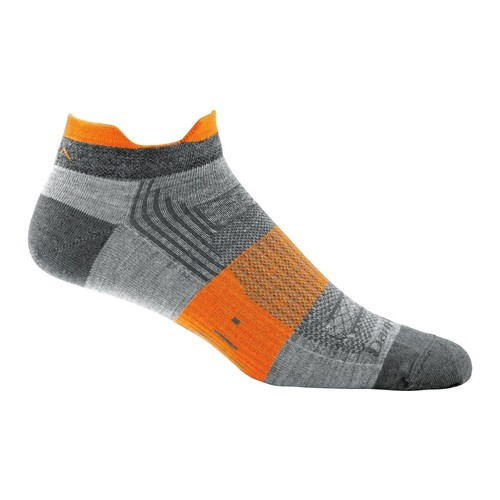 Darn Tough Juice No Show Tab Ultra Light Sock - Men's [Mens Clothing Size : Medium]