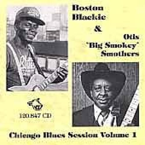 Chicago Blues Session, Vol. 1 [CD]