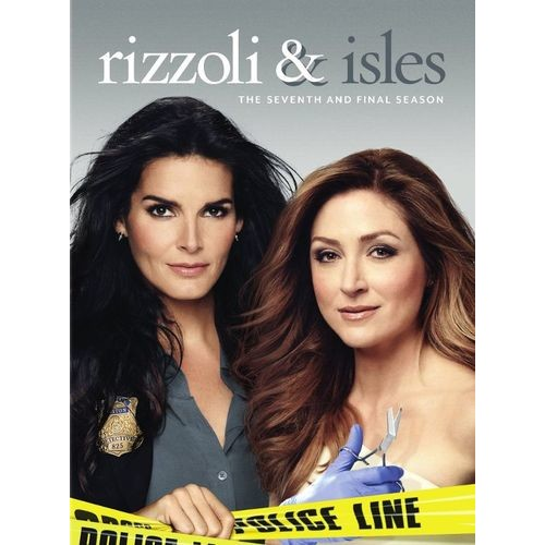 Rizzoli & Isles: The Complete Seventh and Final Season [DVD]