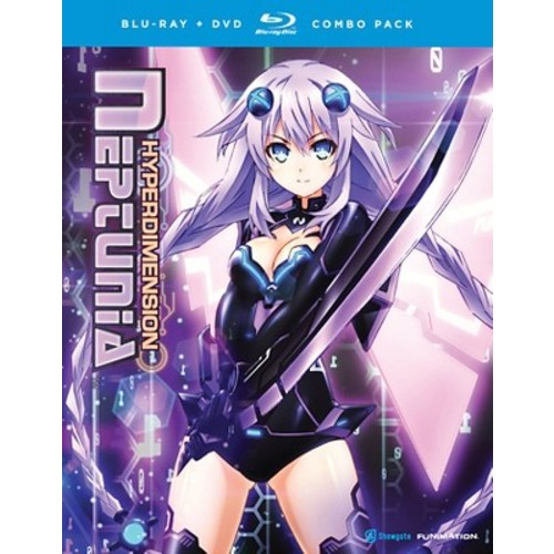 Hyperdimension Neptunia: Complete Series & OVA [Blu-ray]