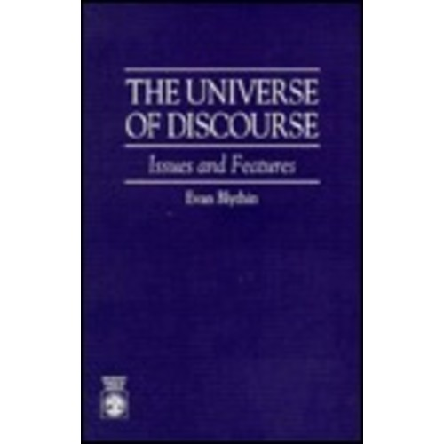 Universe of Discourse: Issues and Features