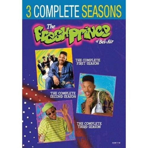 Fresh Prince Of Bel Air:Seasons 1-3 (DVD)
