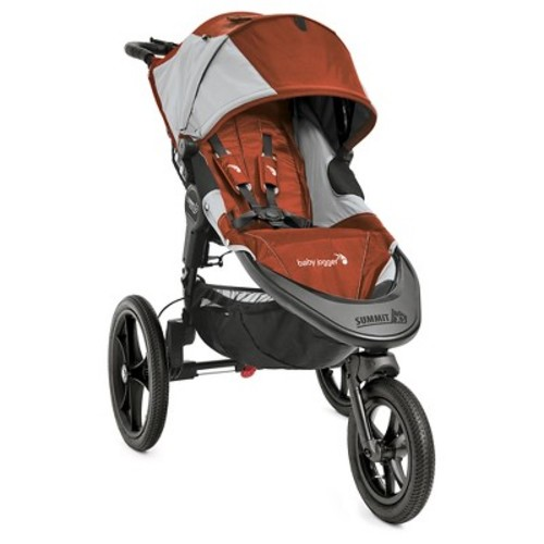 Baby Jogger Summit X3 Stroller Single