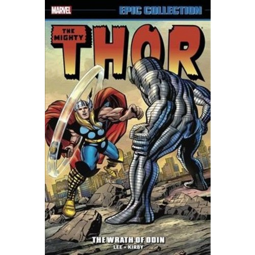 Epic Collection Thor 3 : The Wrath of Odin (Paperback) (Stan Lee)