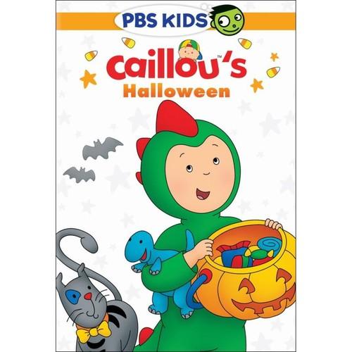 Caillou: Caillou's Halloween [DVD]